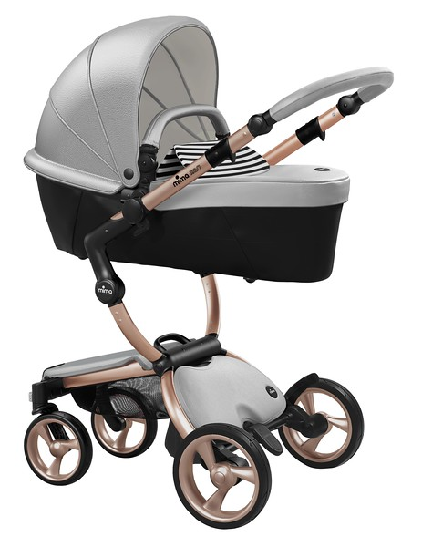 Mima_Xari_Product_Shot_Argento_Rose_Gold_Chassis_Black_And_White_Carrycot.jpg