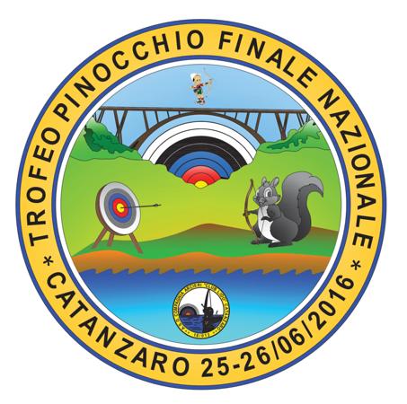 Trofeo Pinocchio - Finale Nazionale Giochi della Gioventù - Catanzaro 2016