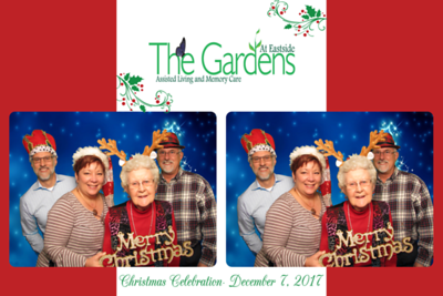 Gardens @ Eastside Christmas Party