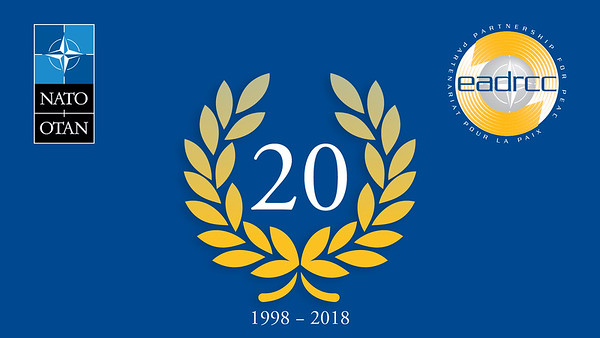 20 years of EADRCC