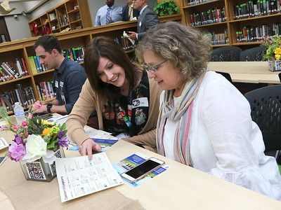 School districts and Apple Visit