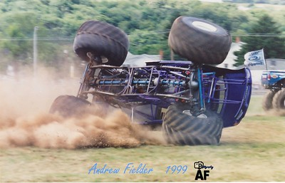 1998 Bloomsburg 4-Wheel Jamboree