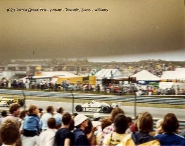 F1 1981-08 Dutch Grand Prix