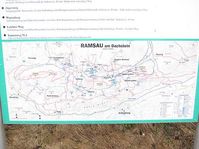 Vorberg Trail Maps