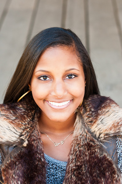 Jasmine - Senior Portraits