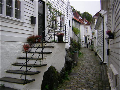 Bergen, Norway-NOT MINE