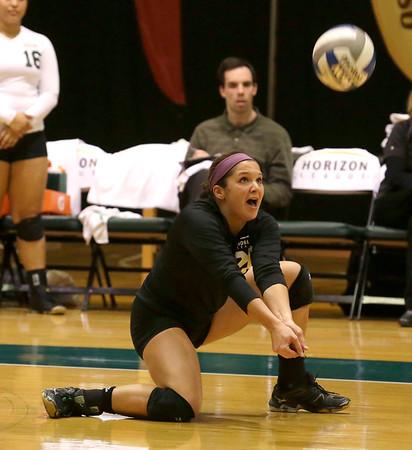Local athletes help CSU volleyball win Horizon League