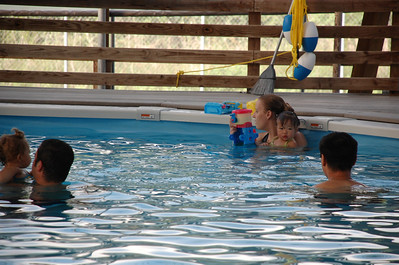 July 7, 2008 - Summer Swim Academy Lesson #3