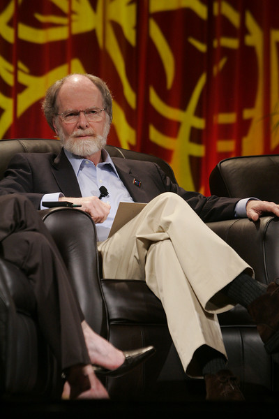"""""""An Urgent Need to Address Climate Change"""": James McCarthy, a leader of the Nobel Prize-winning Intergovernmental Panel on Climate Change and Harvard professor of Oceanography"""