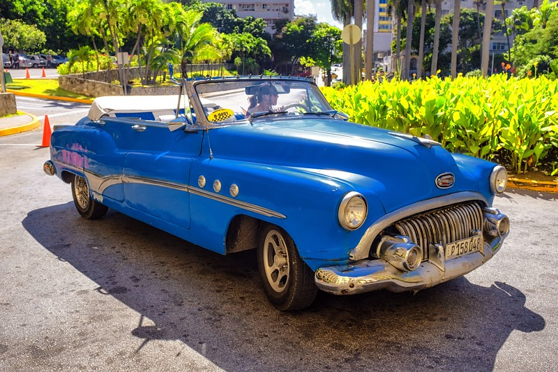Tour with '52 Buick