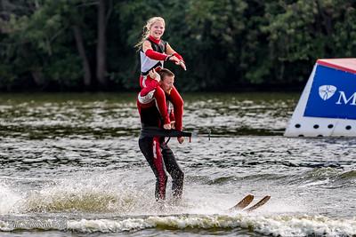 Waterski - Rock Aqua Jays - B Team [d] August 18, 2018