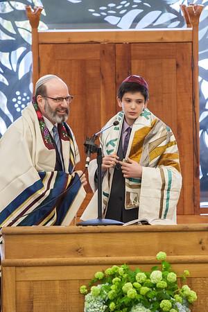 Gold Bar Mitzvah