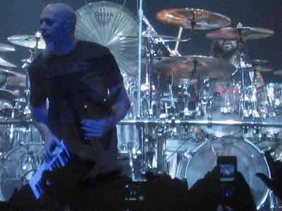 Dream Theater, Bologna, Italy, 25.10.07
