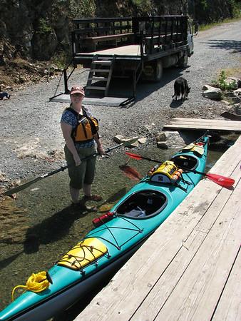 Ross Lake July 2009
