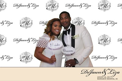 Liza & DeJaun's Wedding