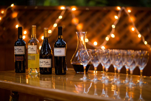 Marketta Winery Party