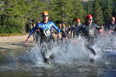 Donner Lake Tri Olympic/Half Swim