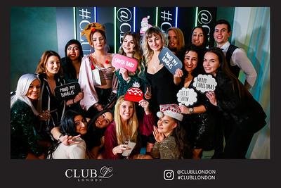 Club L London Christmas Party