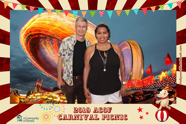 ACOF's 2019 Company Picnic - Carnival - 7/18/2019