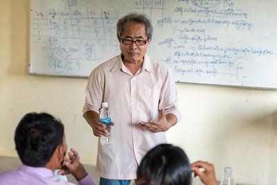 Sangkum Thmei, Preah Vihear