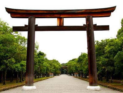 Japan: Kashihara Shrine