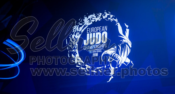 2018 European Judo Championship-Day 1