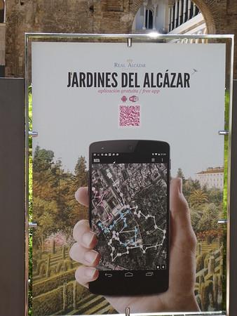 2018-04-20 - Jardines del Alcazar gardens