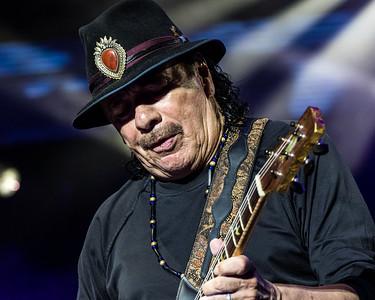 Santana at Hollywood Casino Amp 7/12/19
