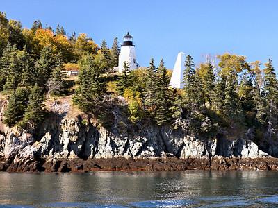 Eagle Island Light, Maine