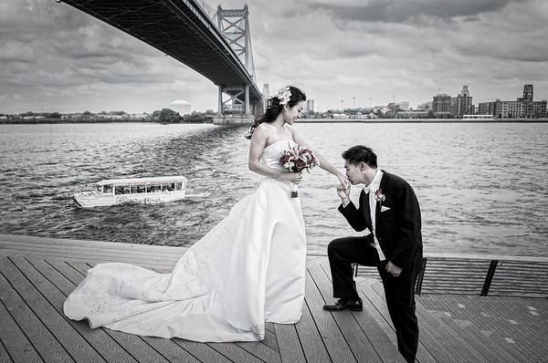 Jennifer and Alan-Wedding