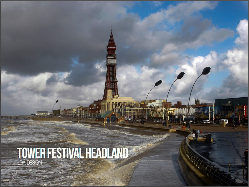 World Landscape Architecture: Tower Festival Headland, LDA Design