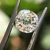 2.13ct Antique Cushion Cut Diamond GIA K SI1 21