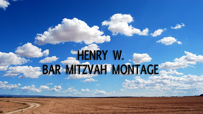 Henry Wolff Montage
