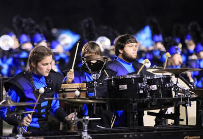 Carroll Chargers Pride Marching Band - Penn