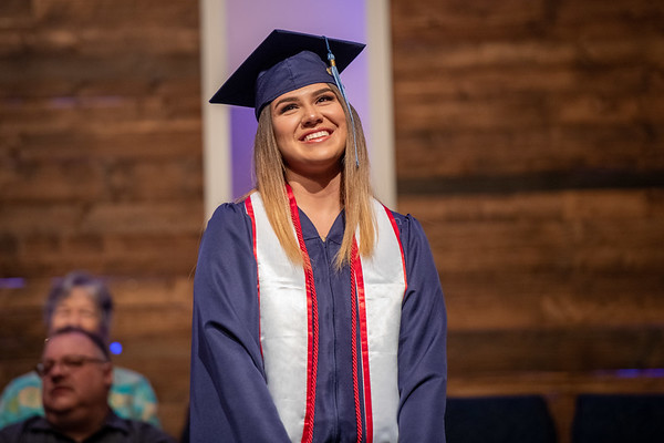 SFA Graduation Recognition (May 19)