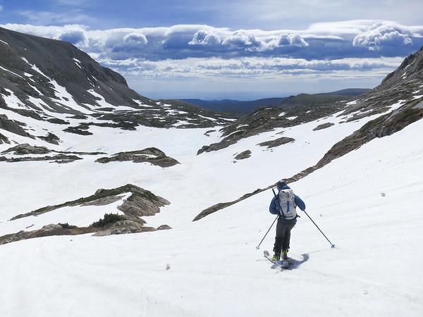 Indian Peaks Skiing 6-17-17
