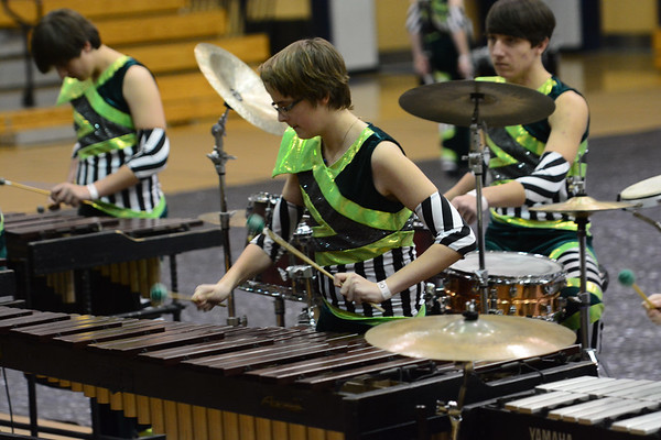2017-03-04 Percussion White Knoll