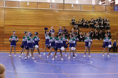 MN cheer at MN dance camp