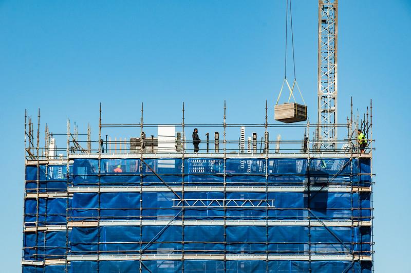 Building progress 119. At 47 Beane St. Gosford. August 2018.
