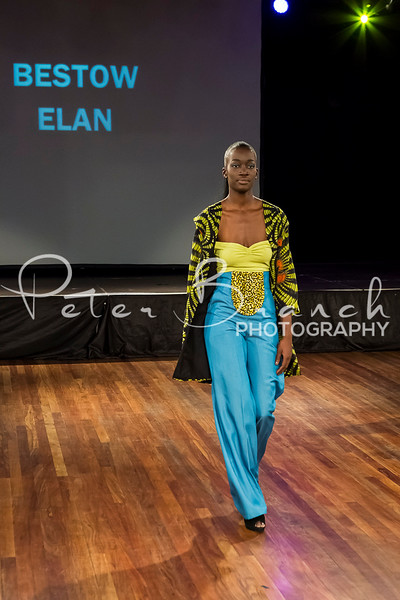 africa on the catwalk