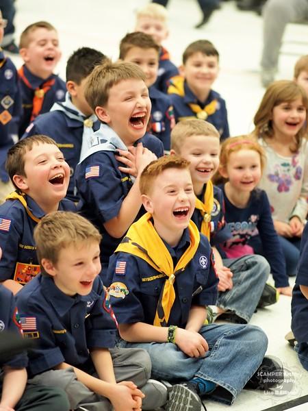 Cub Scout Pack 205