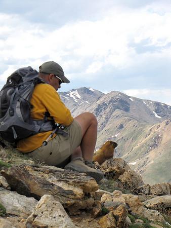 Mt. Elbert 7-17-2010