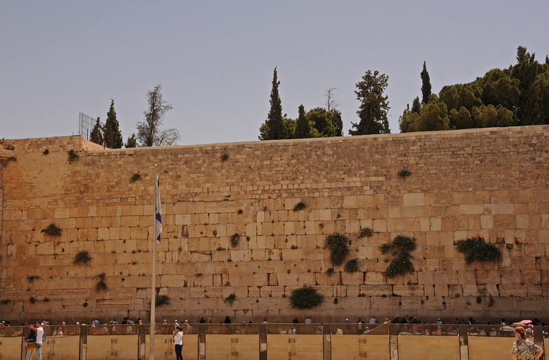 Israel, Jerusalem, the Western Wall (Wailing Wall)