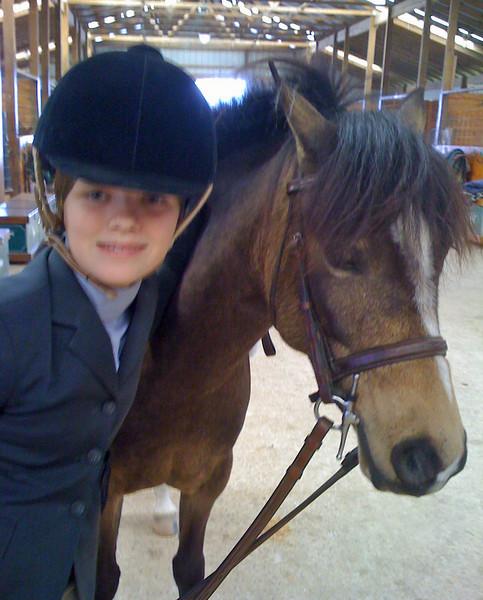 Hannah & Little Carmen