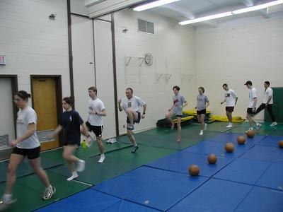 Practice - Indoors - TNOR'03