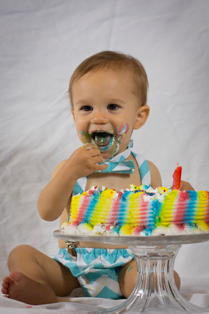 Haddon's 1yr Pictures