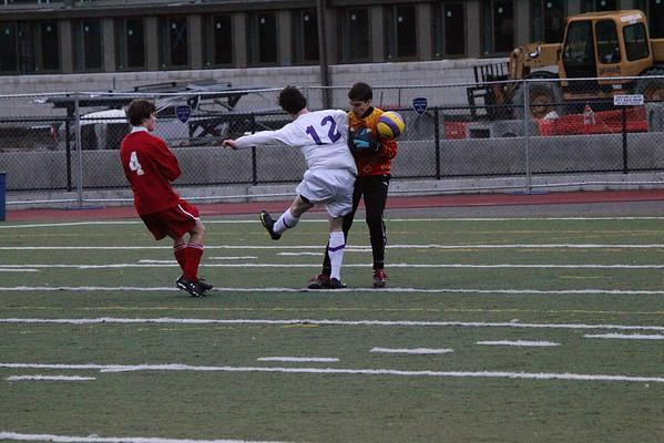2010-03-30 IHS Boys JV Soccer vs Newport