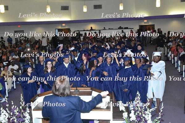 Harper Academy 2017 Graduation