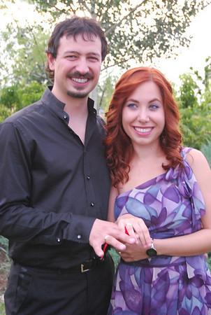 2010 06 27:  Arda's Pics:  Her engagement to Oguz