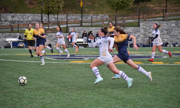 Good Counsel (MD) vs. Stone Ridge (MD) girls soccer